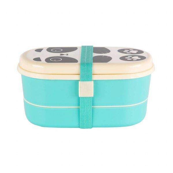 Sass & Belle Brooddoos / Bento Box Panda Kawaii Friends | Sass & Belle