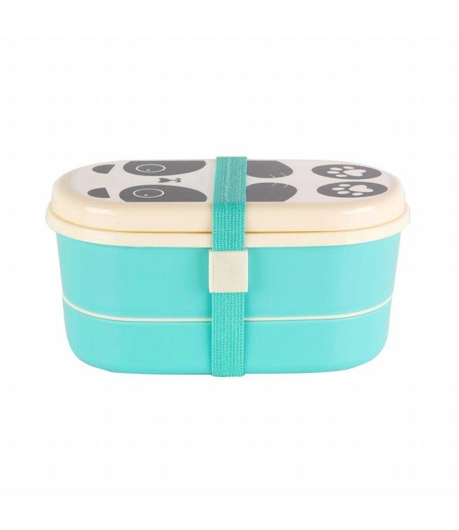 Sass & Belle Brooddoos / Bento Box Panda Kawaii Friends   Sass & Belle