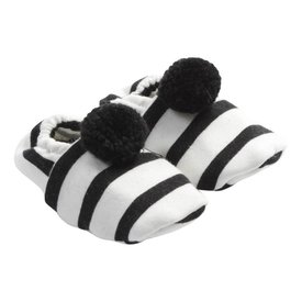 House of Jamie Babyschoentjes Pom Pom - Breton | House of Jamie