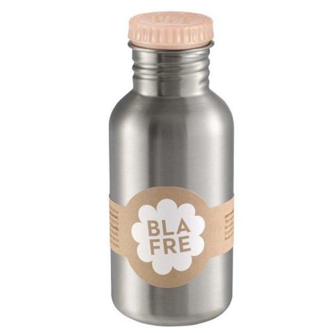 Blafre Stalen Drinkfles 500ml Peach | Blafre