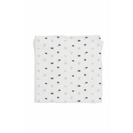 Baby Bites Tetradoek - Hydrofiele Doek Wolkjes | Baby Bites