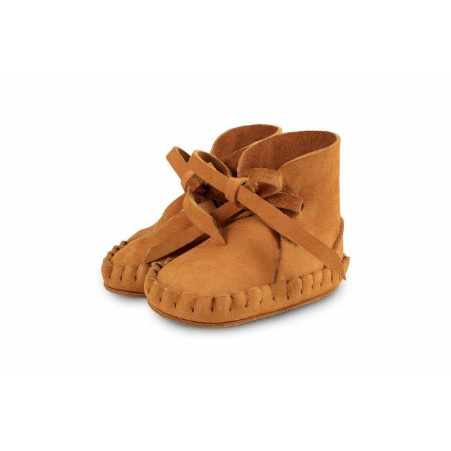 Donsje Babyschoentjes Pina Caramel | Donsje