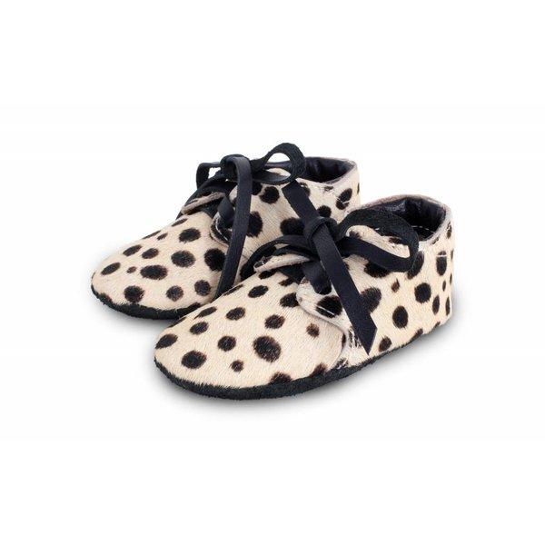 Donsje Babyschoentjes Safari EXCLUSIVE Dalmation    Donsje