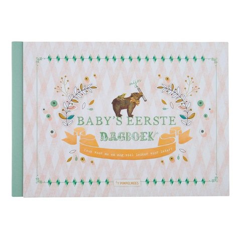 Baby's Eerste Dagboek | Pimpelmees