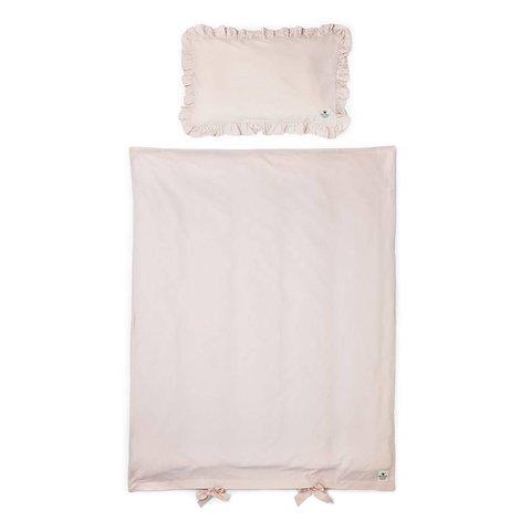 Dekbedovertrek Ledikant Powder Pink | Elodie Details