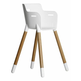 Flexa Hoge Kinderstoel | Flexa