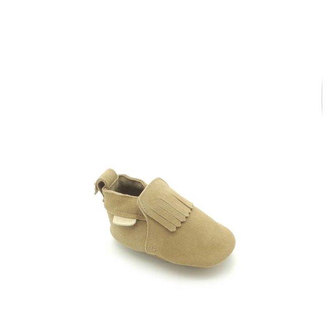Boumy Babyschoentjes Carmel Sand | Boumy