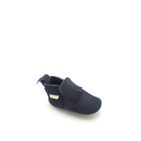 Babyschoentjes Carmel Navy | Boumy