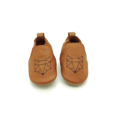 Babyschoentjes Dubi Fox | Boumy