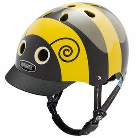 Nutcase Nutcase | Skate- & fietshelm Little Nutty Bumblebee - XS