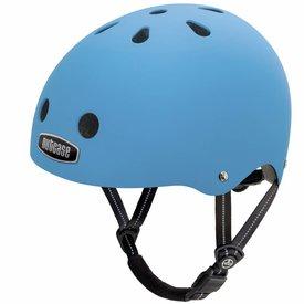 Nutcase Skate- & fietshelm Bay Blue Matte - S | Nutcase