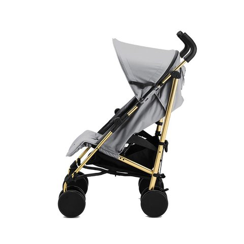 Kinderwagen Stockholm Golden Grey | Elodie Details