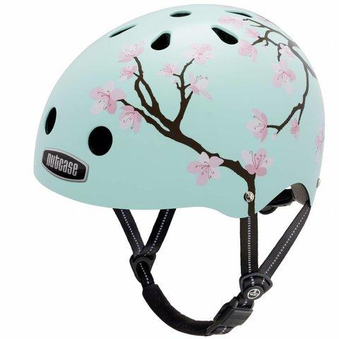 Skate- & fietshelm Cherry Blossoms - S | Nutcase