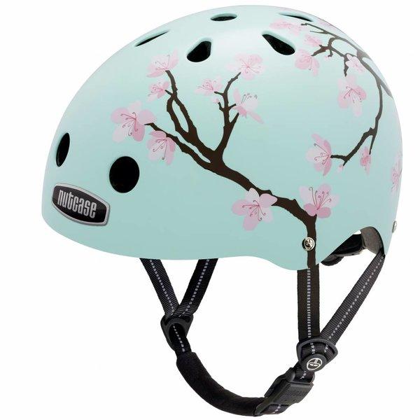 Nutcase Skate- & fietshelm Cherry Blossoms - S | Nutcase