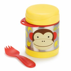 Skip Hop Thermos lunch beker / Food Jar - Aapje | Skip Hop