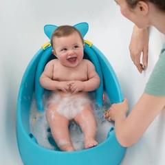 Alles wat je nodig hebt om je baby een badje te geven