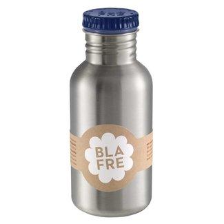 Blafre Stalen Drinkfles 500ml Donkerblauw | Blafre