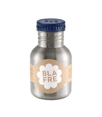 Blafre Stalen Drinkfles 300ml Donkerblauw   Blafre