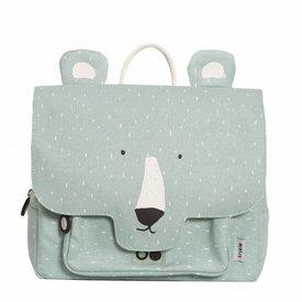 Trixie Baby Kleuterboekentasje / Schooltasje Mr. Polar Bear   Trixie Baby