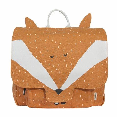 Kleuterboekentasje / Schooltasje Mr. Fox   Trixie Baby