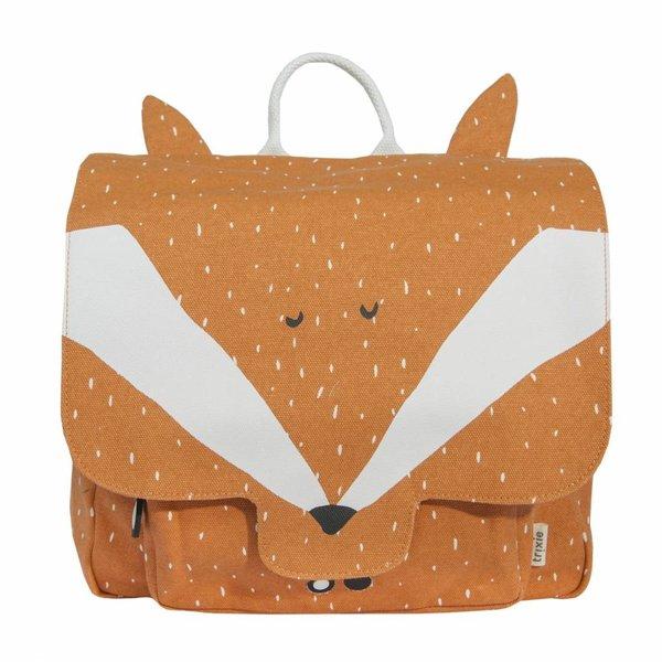 Trixie Baby Kleuterboekentasje / Schooltasje Mr. Fox   Trixie Baby