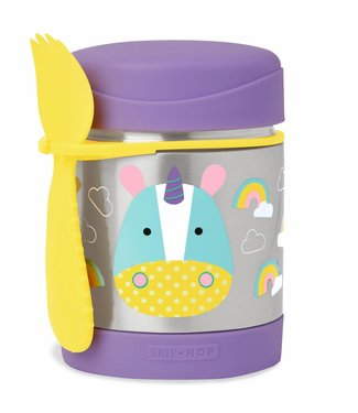Skip Hop Thermos lunch beker / Food Jar - Eenhoorn / Unicorn | Skip Hop
