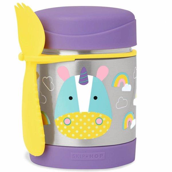 Skip Hop Thermos lunch beker / Food Jar - Eenhoorn / Unicorn | Skip Hop