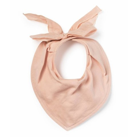 Bandana Slab - Zeversjaaltje Powder Pink  | Elodie Details
