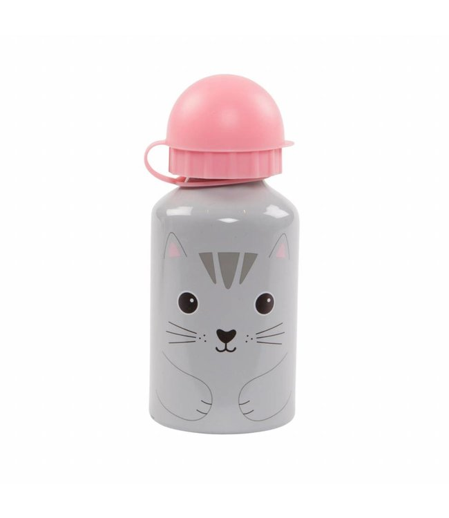 Sass & Belle Drinkflesje  Kawaii Friends Kat Nori | Sass & Belle