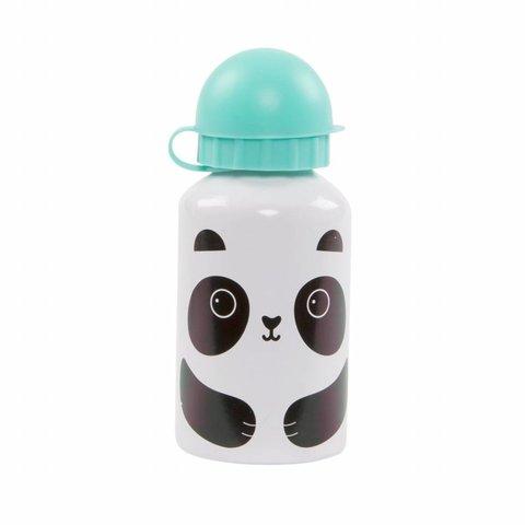 Drinkflesje Kawaii Friends Panda Aiko | Sass & Belle