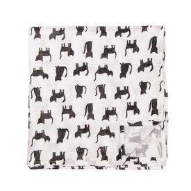 Trixie Baby Set van 3 Tetradoeken - Cats | Trixie Baby