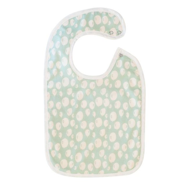 Trixie Baby Slabbetje - Balloon Turquoise | Trixie Baby