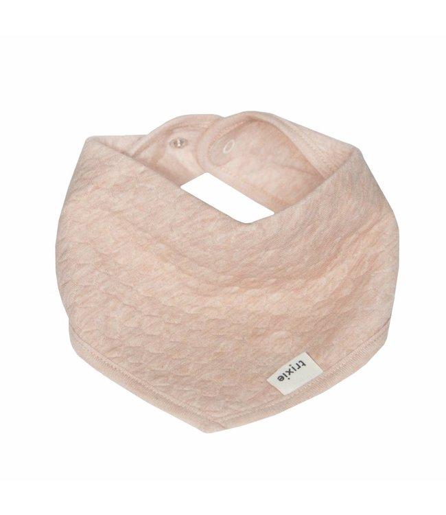 Trixie Baby Bandana Slab - Blush Rose | Trixie Baby