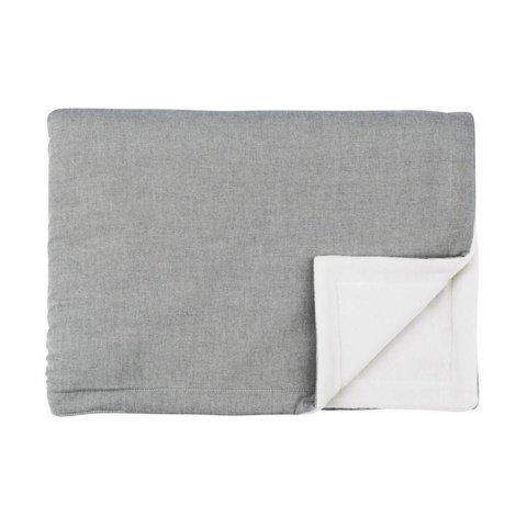 Fleece Dekentje (75 x 100 cm) - Sirène Grey | Les Rêves d'Anais
