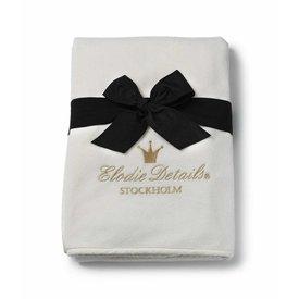 Elodie Details Dekentje Pearl Velvet Vanilla White | Elodie Details