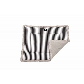 House of Jamie Boxkleed  Breton - Black & Stone | House of Jamie