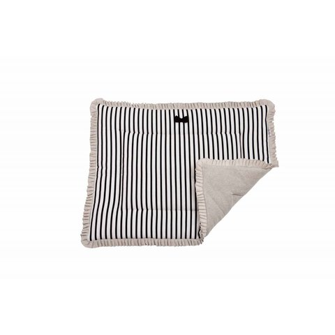 Boxkleed  Breton - Black & Stone | House of Jamie