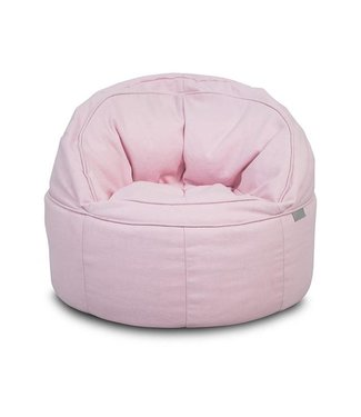 Jollein Zeteltje / Zitzak Vintage Pink | Jollein