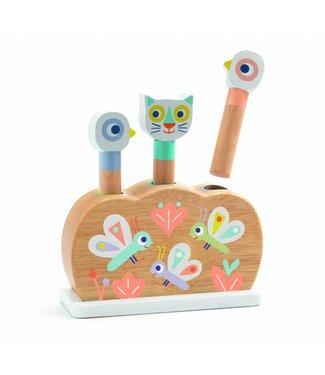 Djeco Djeco | Baby Poppy vaardigheidsspel