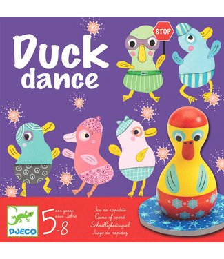 Djeco Djeco | Duck Dance Strategiespel