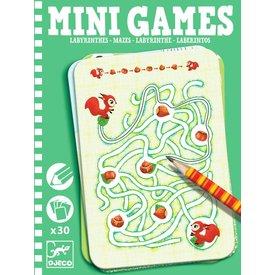 Djeco Djeco   Mini Games Labyrint - Doolhof