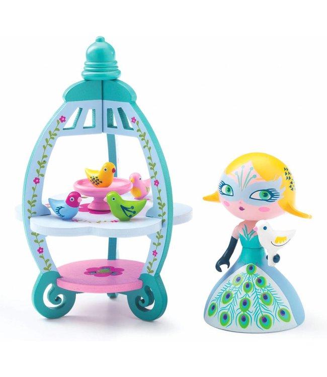Djeco Djeco   Arty Toys PRINSES Colomba en het Vogelhuisje