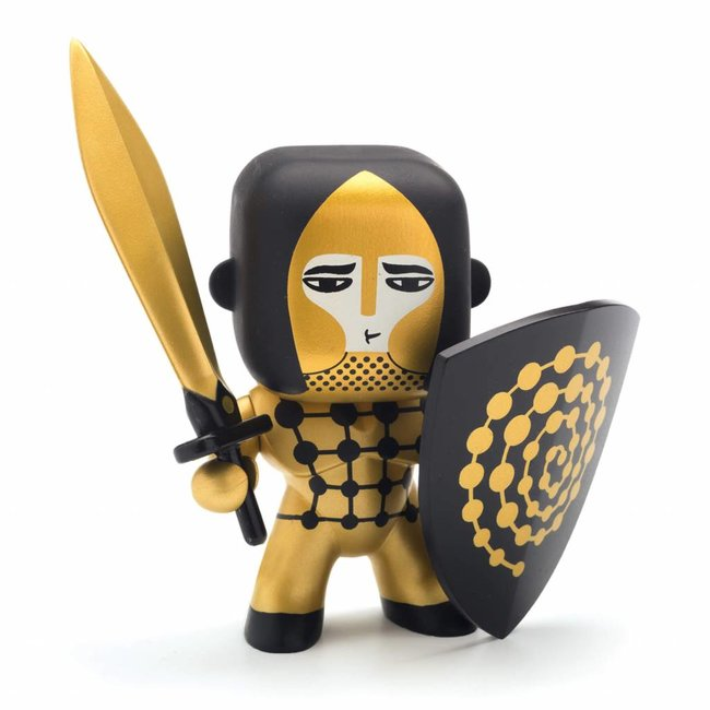 Djeco Djeco | Arty Toys RIDDER Golden Knight