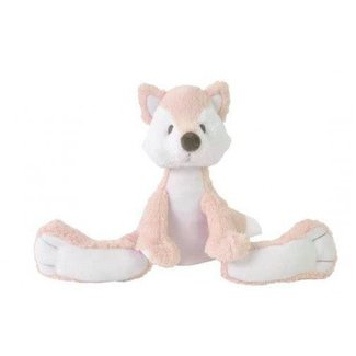 Happy Horse Knuffel Vosje Foxy Pink - Medium | Happy Horse