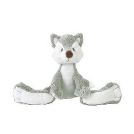 Happy Horse Knuffel Vosje Fox Felix Groen / Grijs  - Small   Happy Horse