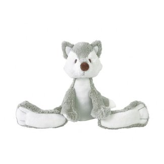 Happy Horse Knuffel Vosje Fox Felix Groen / Grijs  - Small | Happy Horse