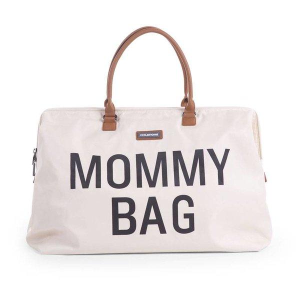 Childhome Mommy Bag - Verzorgingstas / Luiertas Ecru Wit | Childhome