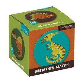 Mudpuppy Mudpuppy |  Mini Memory Spel  - Mighty Dinosaurs
