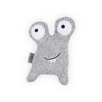 Jollein Knuffel Confetti Monster - Grey | Jollein