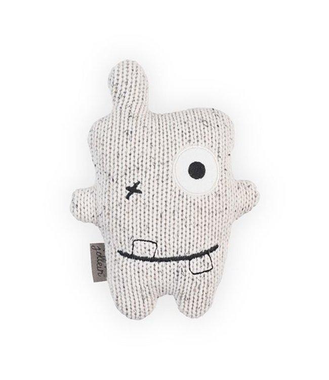 Jollein Knuffel Confetti Monster - Natural | Jollein
